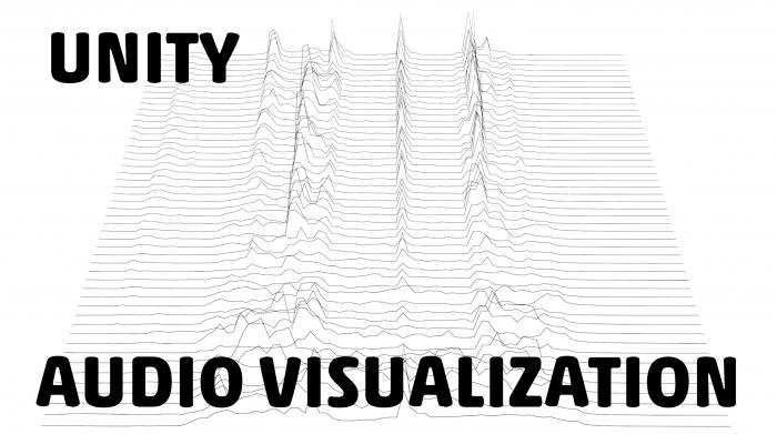 Audio visualization